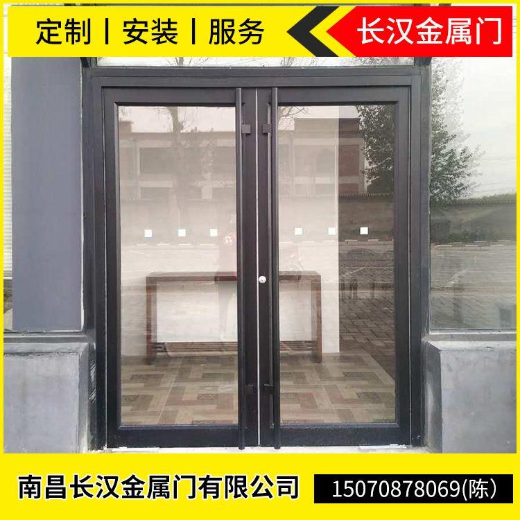 厂家直销地弹簧门 不锈钢-铝材地弹簧门 现代定制地弹簧门