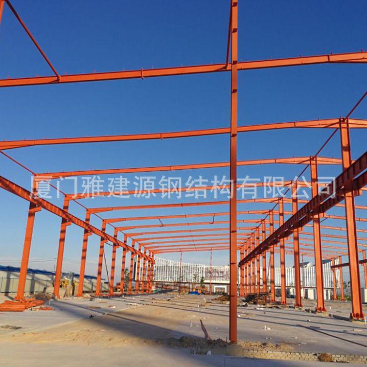 4厂家直销 钢结构厂房 车间 钢结构停车棚 钢结构工程 钢构加工