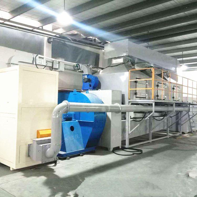 VOC催化燃烧废气处理设备 VOCS废气处理成套设备设备