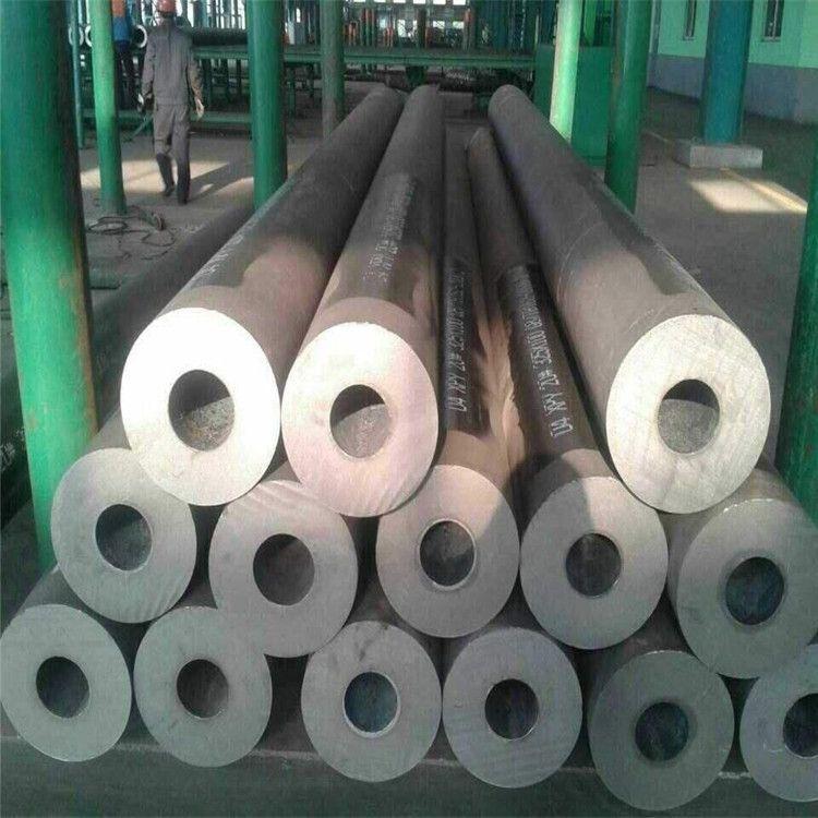 厂家供应陕西西安大口径厚壁无缝钢管 20号无缝钢管 45号无缝钢管