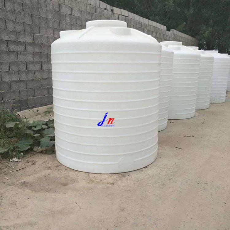 加厚生产5000升塑料容器水桶 5立方耐酸碱pe桶 5吨塑料水塔酵素桶