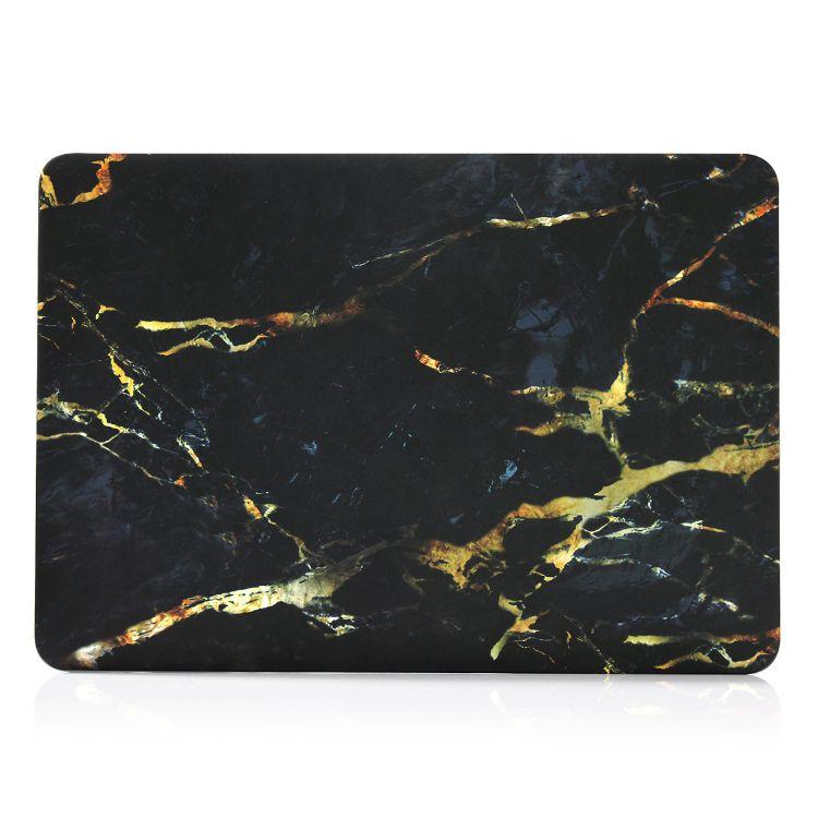 適用于蘋果13.3Macbook Pro新款筆記本水貼個性大理石圖案保護殼
