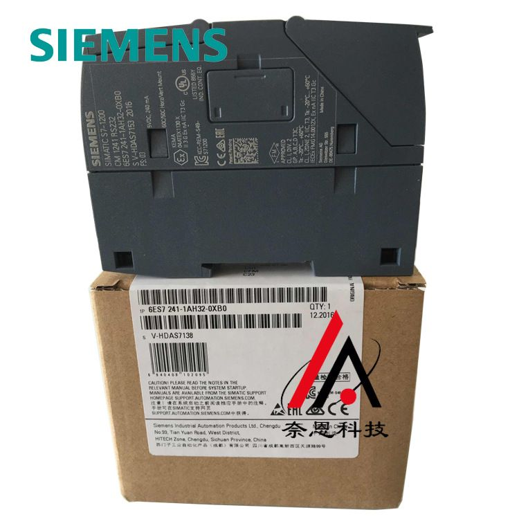 6ES7234-4HE32-0XB0西门子SM1234 模拟量输入输出模块CPU拓展模块