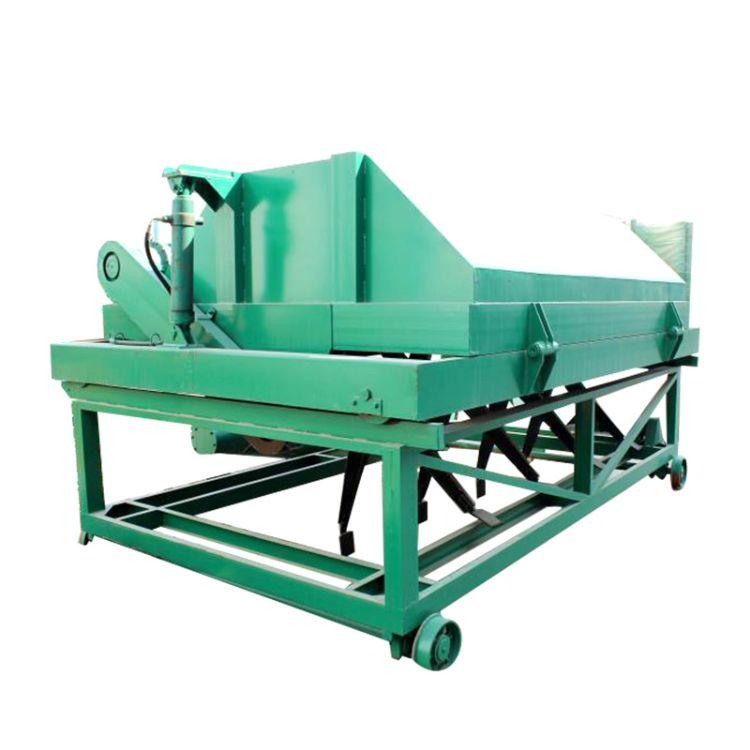 星恒生产加工自动翻抛机养猪场翻耙机有机肥翻耙机