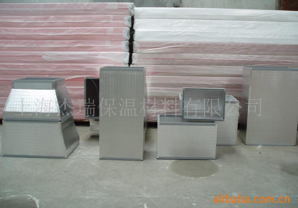 大量供应节能环保挤塑板复合风管 矩形风管
