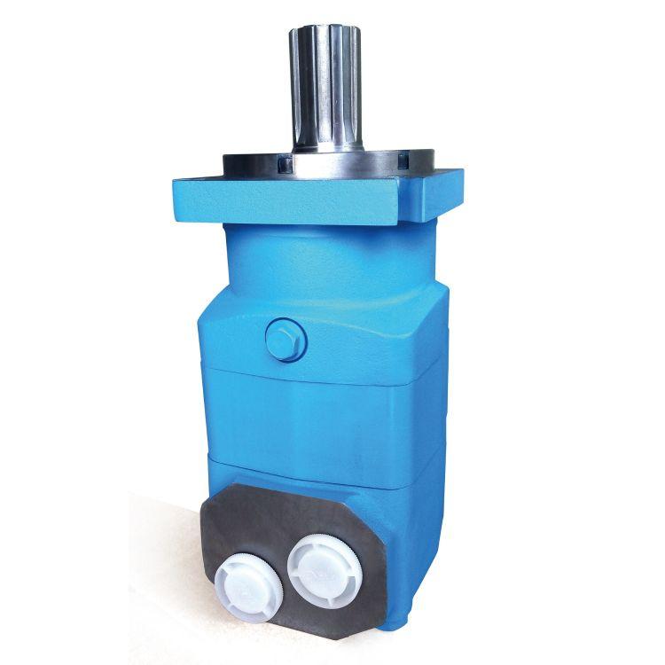 低速液压马达 bmr系列液压马达参数 压路机液压马达