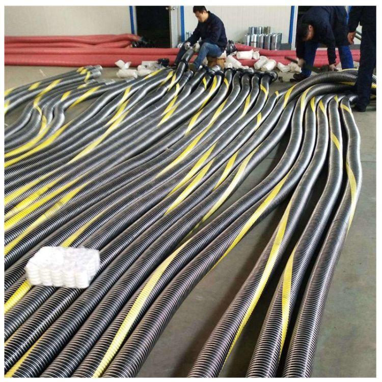 厂家直销导静电耐油柔性复合软管 油气回收柔性复合软管