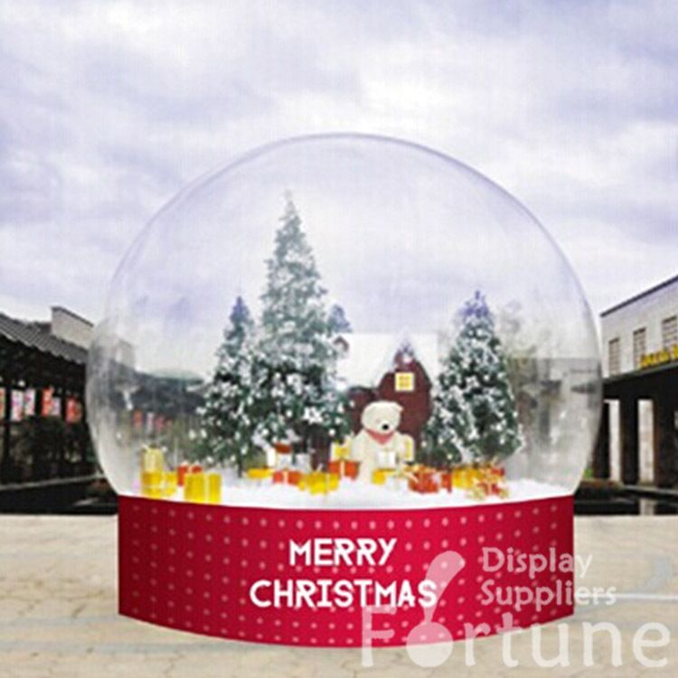亚克力球透明 亚克力球空心大球圣诞橱窗亚克力高透大球可定制