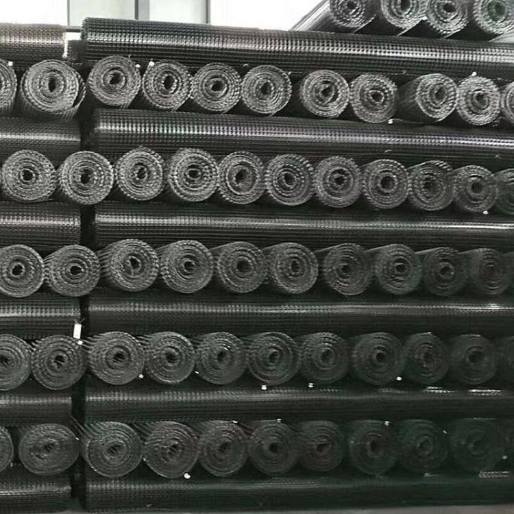 厂家直销耐高低温土工格栅 双向拉伸塑料土工格栅 价格低质量优