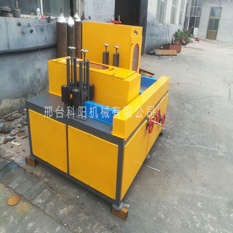 北京自动方管抛光机 方管抛光机价格 扁钢多工位抛光机视频
