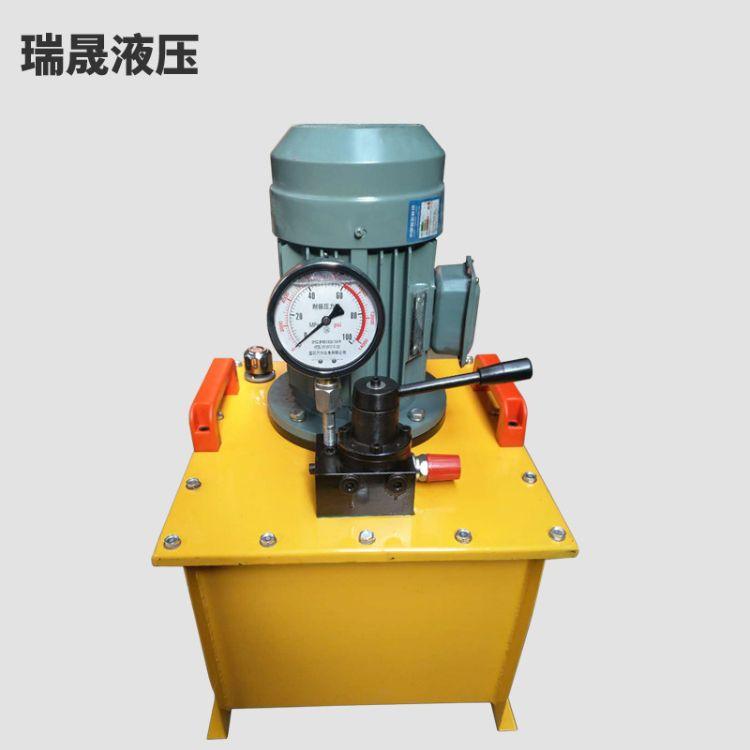 供应液压电动泵站定制排污工程设备专用DBDDBS系列超高压电动泵