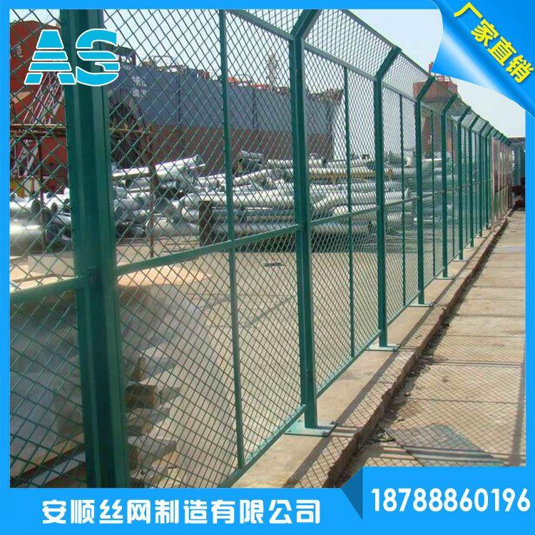 框架隔离栅 铁丝网围墙 护栏网 养殖围栏网 框架护栏 高速护栏