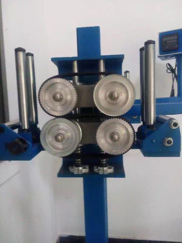 履带式计米器 高精度计米器 电线电缆计米器