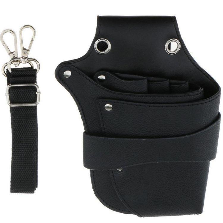 定制多功能美发剪刀工具包 多支装剪刀套腰包 发型师专用保护套