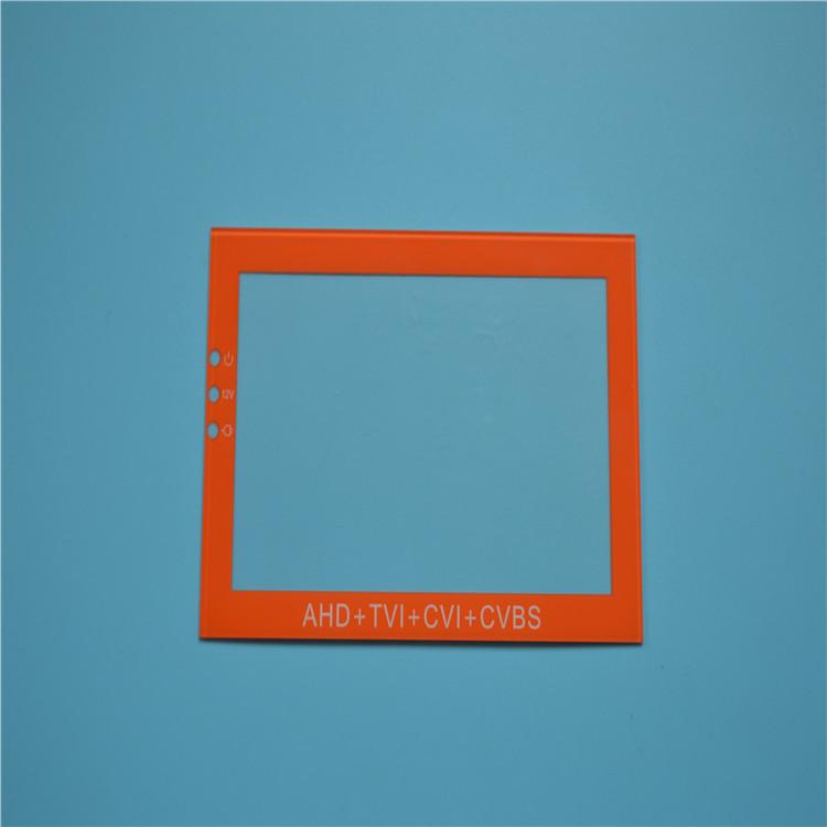 中山厂家供应亚克力视窗镜片 手机保护屏面板 亚克力视窗面板定制