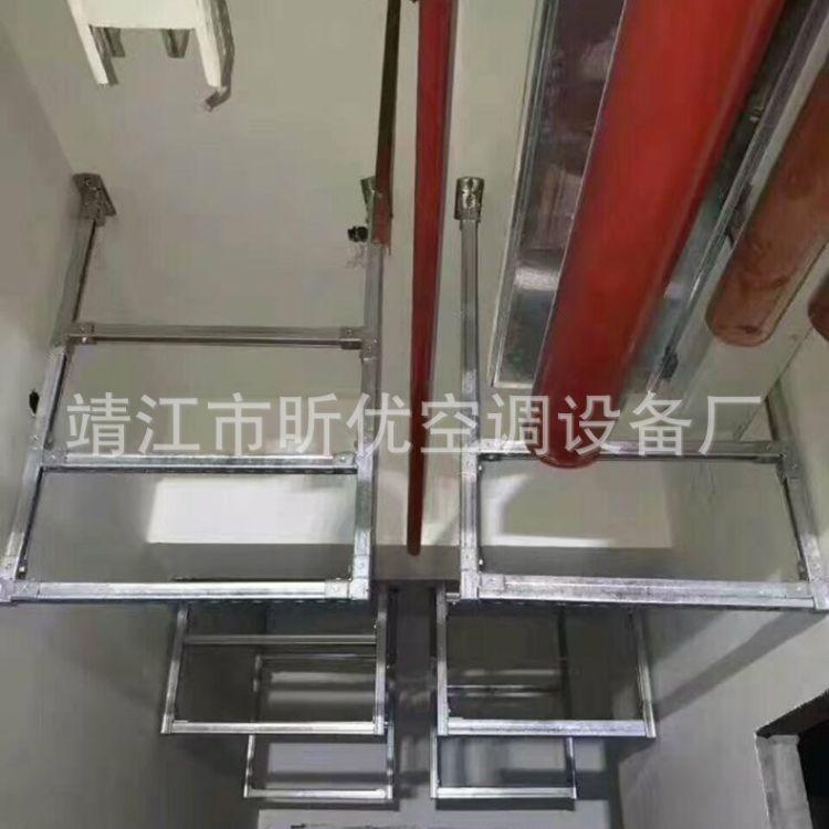 长期供应减震器 成品抗震支吊架 可变抗震支吊架