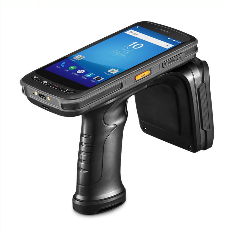 廠家直銷工業級RFID遠距離超高頻條碼手持終端PDA4G手持機PDA