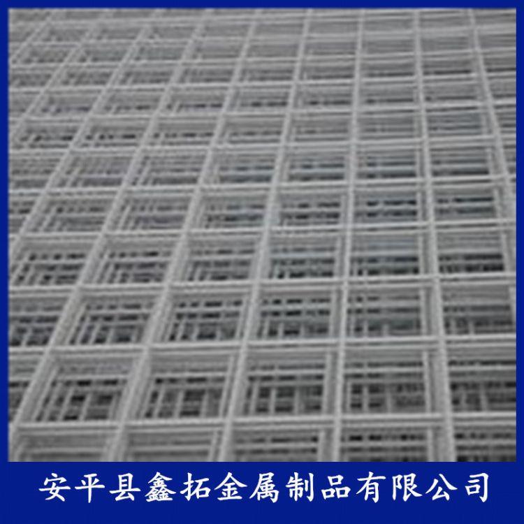 鑫拓电焊网片厂家供应墙体铁丝焊接网片 建筑铁丝网 绿色浸塑电焊网