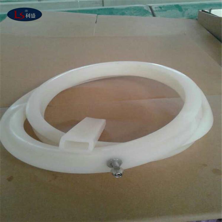 批量定制耐高温充气圈 硅胶充气式密封圈 食品硅胶充气密封圈