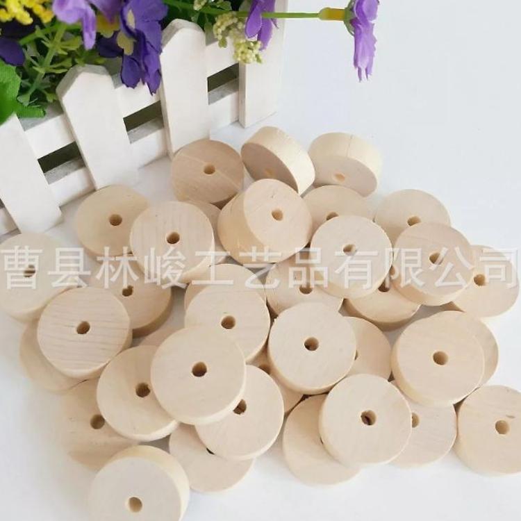 木轮小车轮 厂家直销圆木车轮  年轮 diy益智玩具车木轮配件