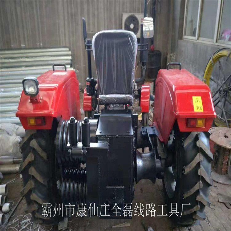 拖拉机头绞磨机价格 四轮拖拉机绞磨 500拖拉机绞磨价格