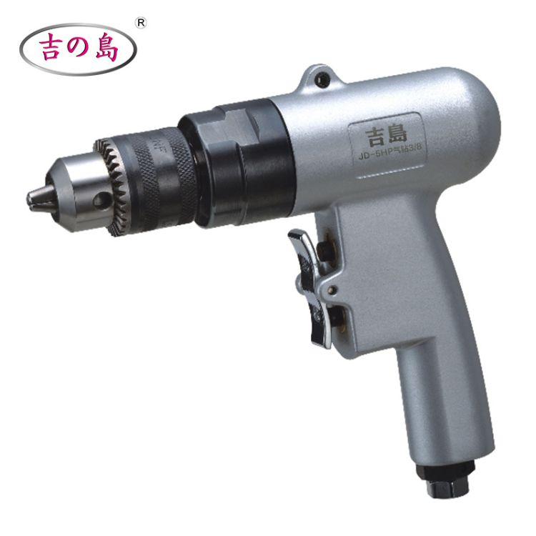 吉岛6mm手枪式气动钻 QZ5HP气动钻  枪式气钻钻孔机一件代发