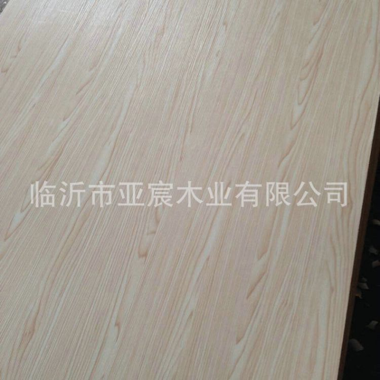 厂家生产贴木皮家具板 环保家具板 木卫浴家具板