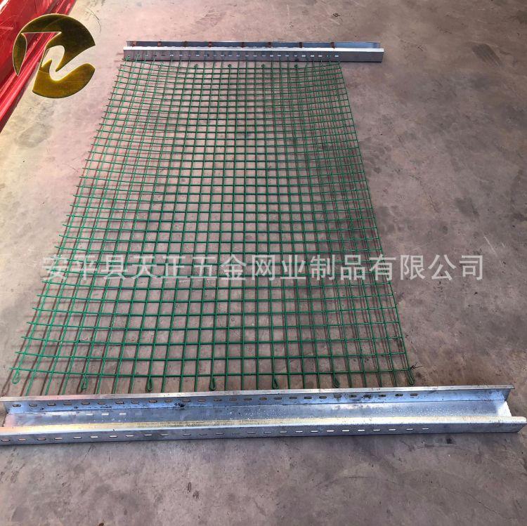 厂家专业定做折弯护栏网C型柱护栏网道路厂区围栏网安全隔离栅