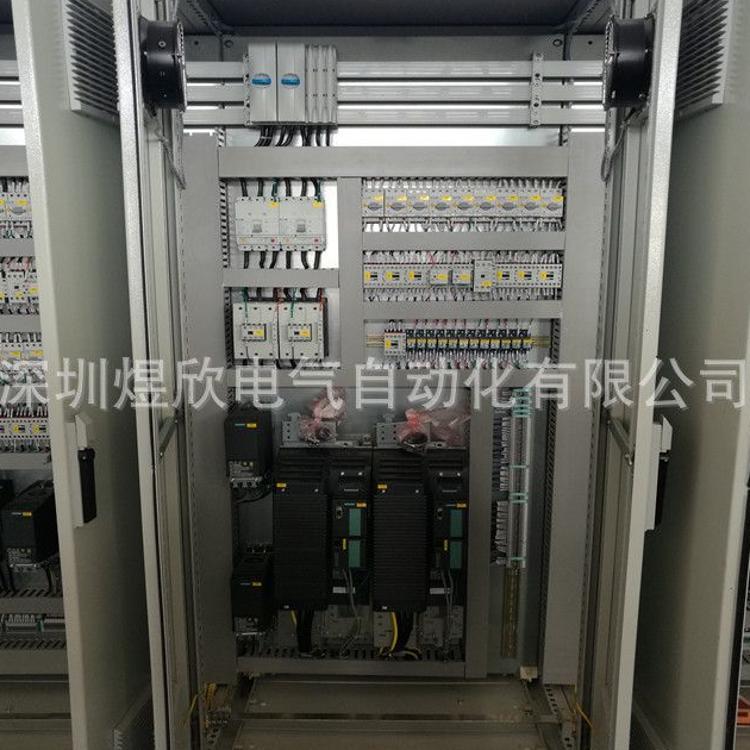 定制低压成套配电箱 电气电器控制箱  恒压供水变频自动化电控箱