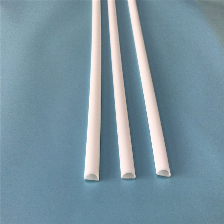 厂家直销LED灯带 D型防水套管 高透明硅胶套管 硅胶软灯条套管