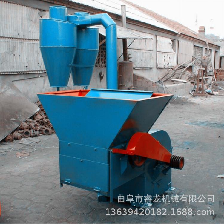 用途广泛沙克龙粉碎机 干湿两用粉碎机 多型号饲料粉碎机