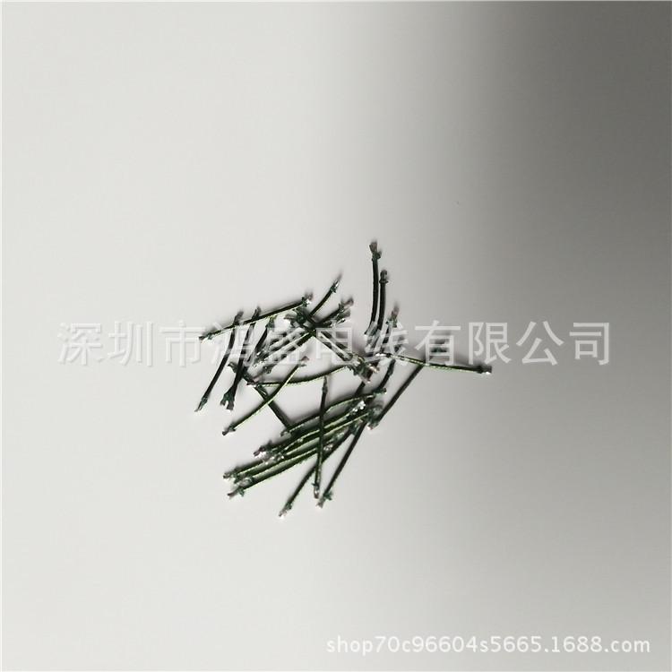 极细0.25线径单芯多股漆包线柔软外径耐温多股漆包线双头镀锡