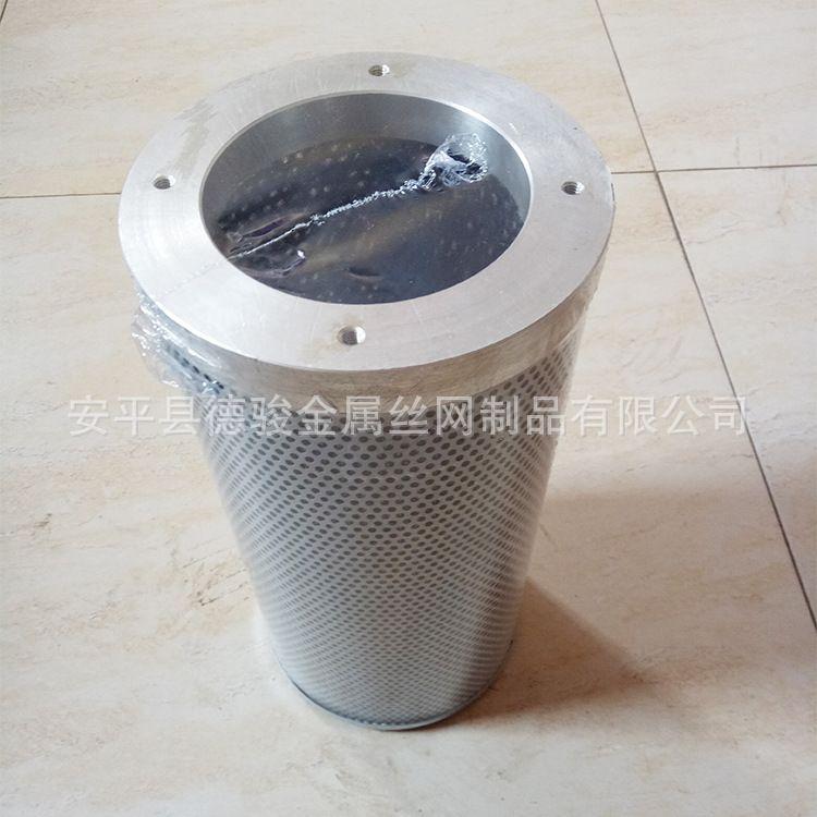专业生产不锈钢包边过滤筒 工业过滤防腐蚀防锈10层筛网筒 可定制