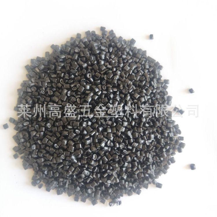 HDPE压力管道回料颗粒 再生塑料hdpe颗粒  PE100颗粒