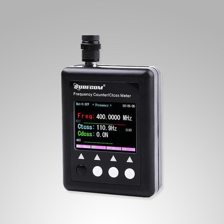 surecom SF-401PLUS手持计数器测试仪对讲机读频器��灯�