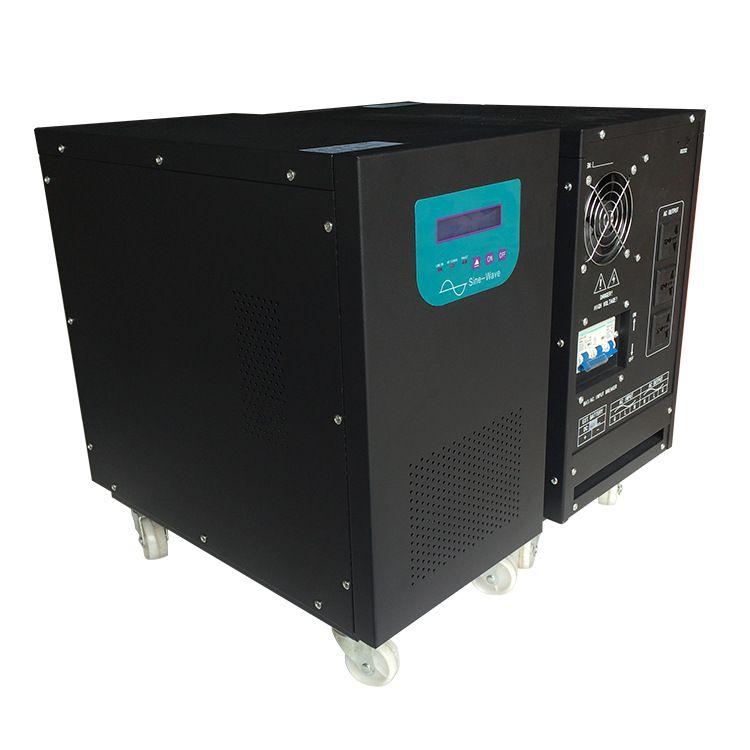 高效率逆变器工频离网逆变器纯正弦波逆变器3000VA24V 2KW 220V