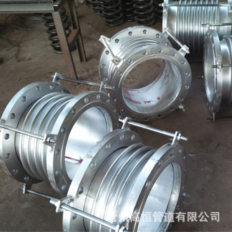 厂家直销金属补偿器 可定制不锈钢矩形金属补偿器