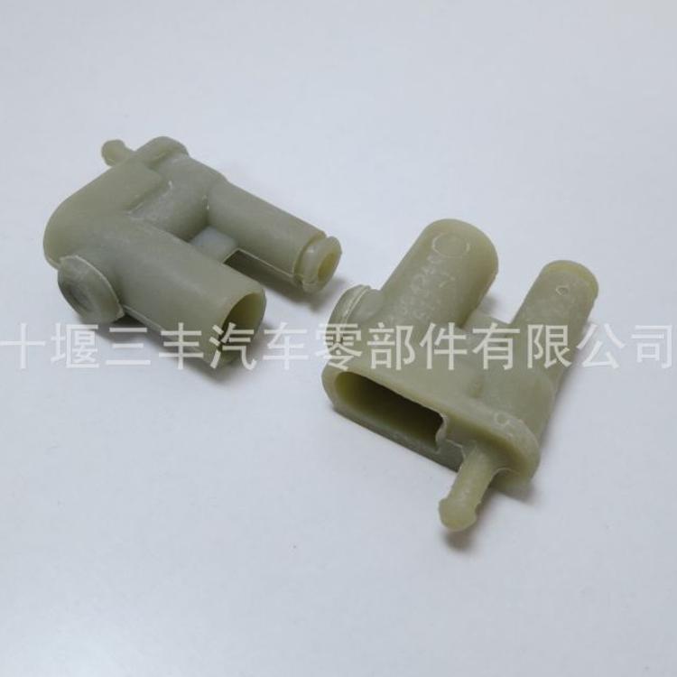 重庆康明斯发动机NT855燃油输油管供油接头3054260橡胶接头