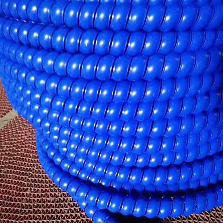 厂家现货供应螺旋保护套 电线保护套 橡胶管保护套 线护套