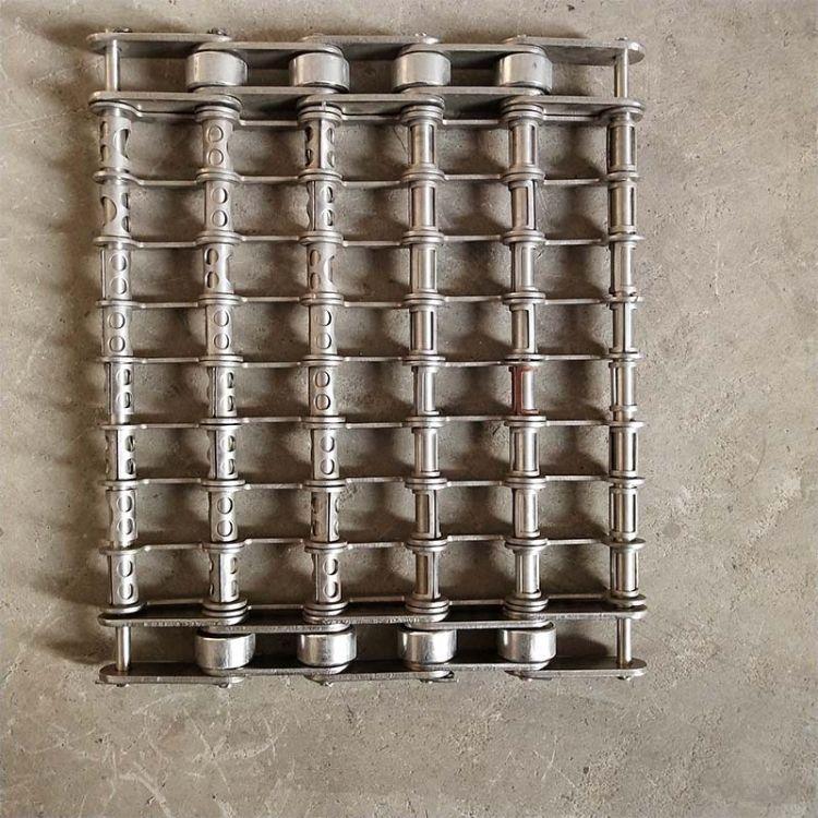 洗碗机塑料网链清洗网链塑料链板输送网带可来图定做产品多规格全
