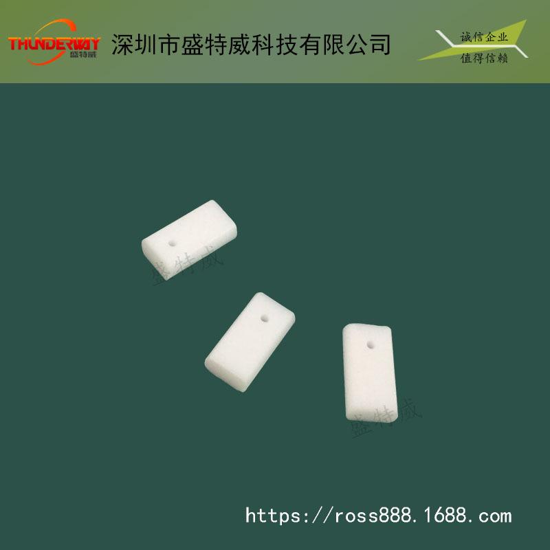 厂家直销PTFE通讯器材配件 通信行业专用铁氟龙异形件
