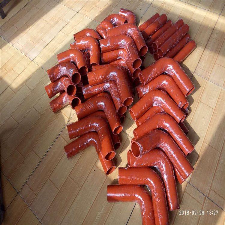 夹布胶管 大口径夹布胶管 耐高温汽车硅胶管 来图定制硅胶管