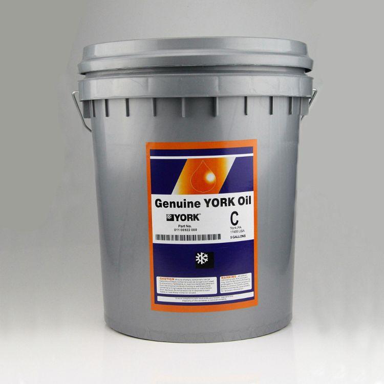 约克C油YORK约克冷冻油C油压缩机环保制冷剂用油