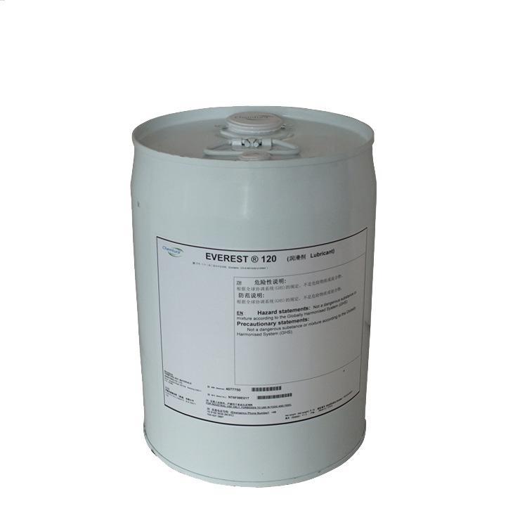 科聚亚120冷冻油 5加仑包装德国朗盛EVEREST120冷冻压缩机润滑油