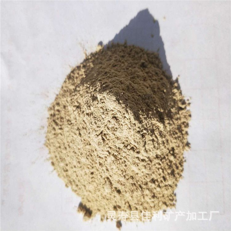 加工生产 铝矾土 铸造涂料专用 铝矾土粉 高等耐材 量大优惠
