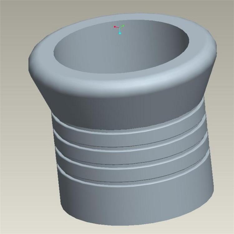 来图定制 加工定做 质量保证 量大从优 气泵橡胶套