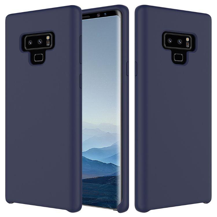 三星note9液态硅胶套 仿原官网同款手机壳 n960三包保护套