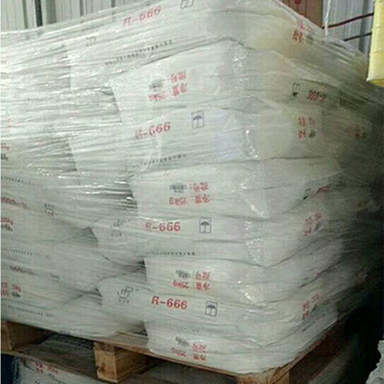 厂家直销优质通用钛白粉 R-666云浮金红石钛白粉供应