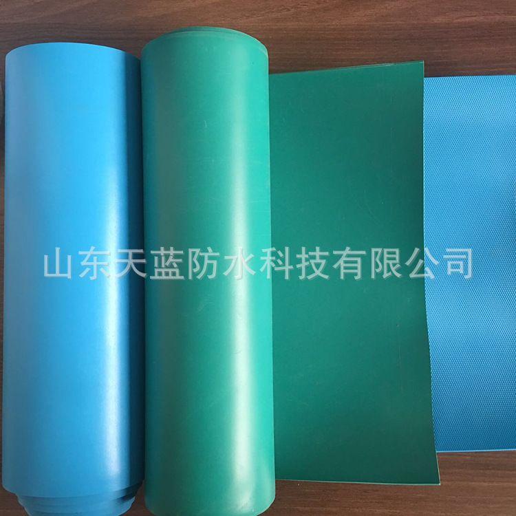 直销 pvc屋面防水卷材 防水材料厂家 批发 优质聚氯乙烯防水卷材