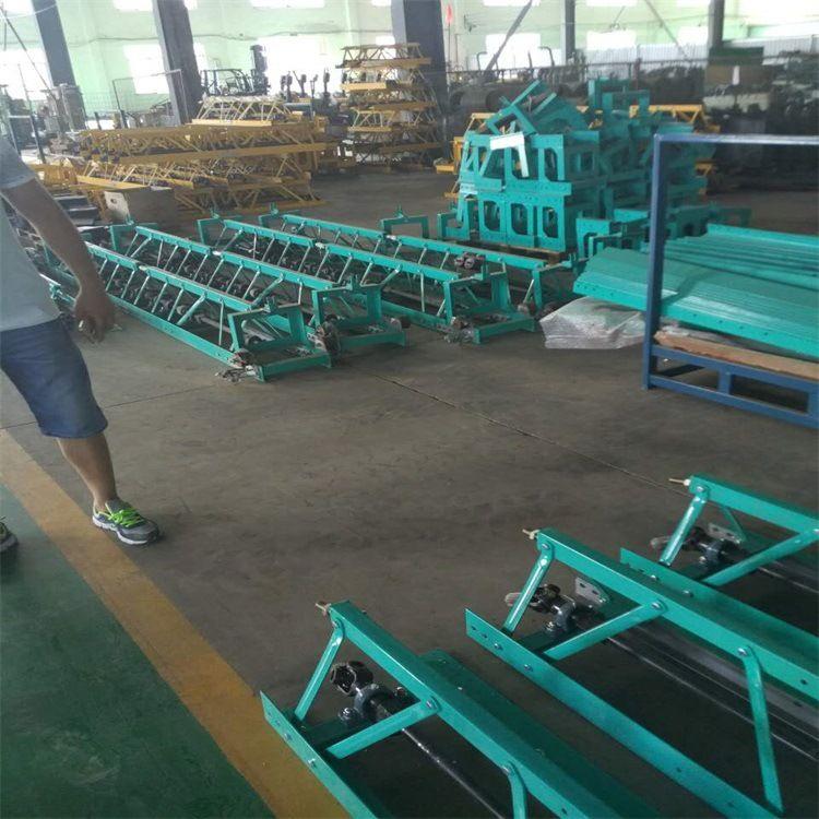 生产框架式整平机厂家 混凝土框架式振捣梁价格 森创4.5米摊铺机